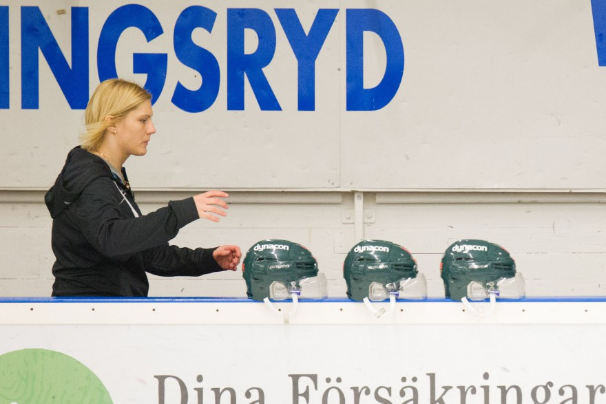 Kvinnan bakom alla männen - Anna Berglund