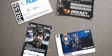 2016-07-07 Ishockey - Allmän bild