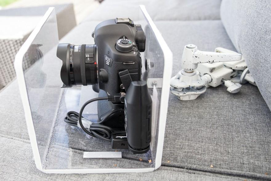 2016-09-04 Målburskamera - Fotoutrustning